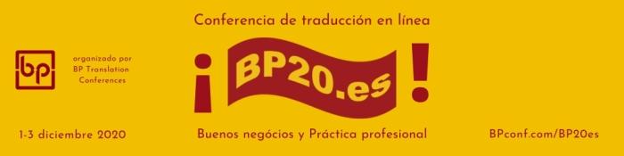 BP20.es Translation Conference Conferencia de traducción en espanol
