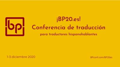 BP20.es Conferencia de traducción