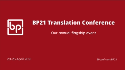 BP21 Translation Conference