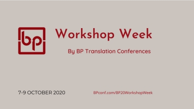 BP20 Workshop Week